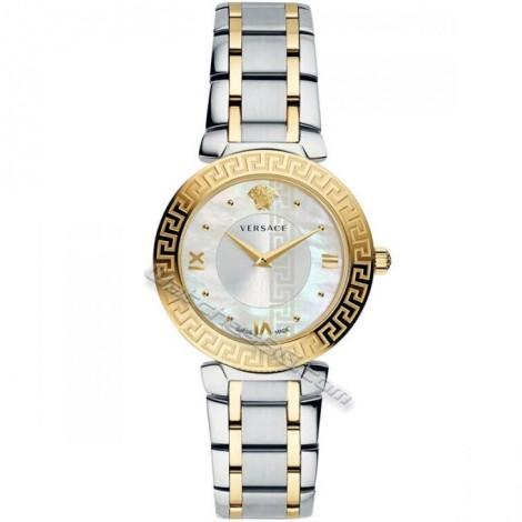 "Елегантен швейцарски дамски кварцов часовник VERSACE ""Divine"" V1606 0017"