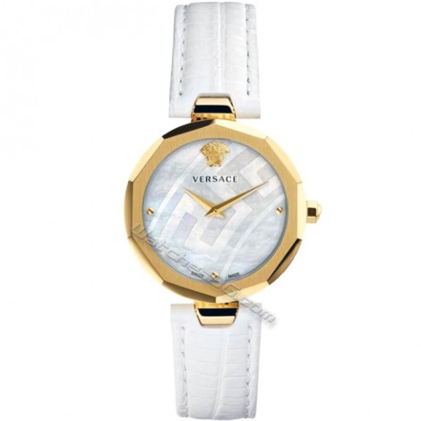 "Елегантен швейцарски дамски кварцов часовник VERSACE ""Idyia"" V1705 0017"