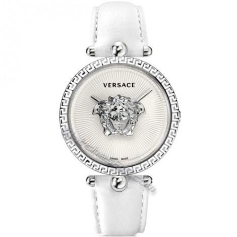 """Елегантен швейцарски дамски кварцов часовник VERSACE """"Pallazo Empire"""" VCO01 0017"""