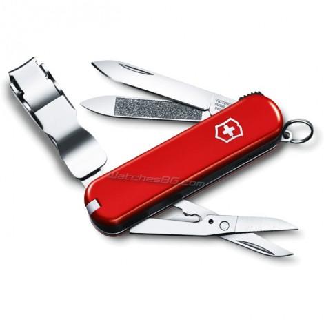 Victorinox - Nail Clip 580 red