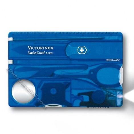 Victorinox - SwissCard Lite Sapphire